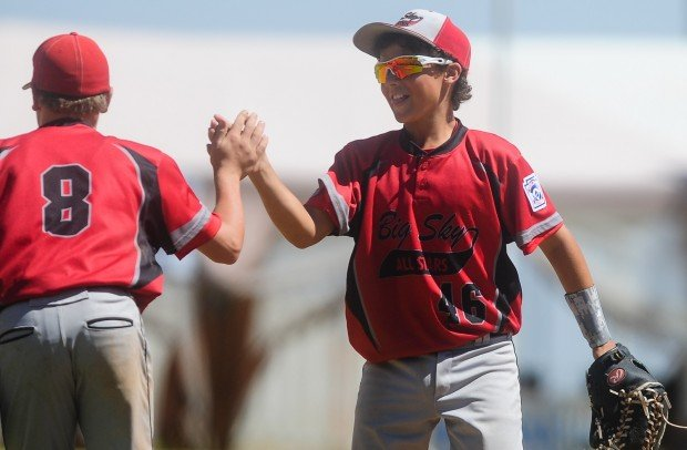Big Sky All-Stars one win away from LLWS