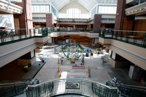 Scheels construction progress