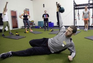 Pump you up: Health clubs get in step for January membership wave