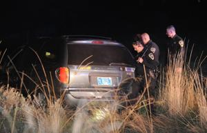 Officers arrest robbery suspect after pursuit that reached 110 mph