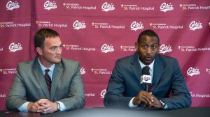DeCuire introduced as new Griz hoops coach