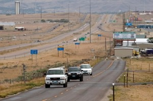 Report ranks Wyoming low in highway safety laws