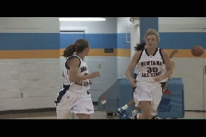 Nelson propels Montana girls past Wyoming
