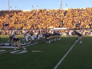 First look: Bobcats 57, Black Hills State 10
