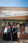 Dress for Success fundraiser takes sweet turn