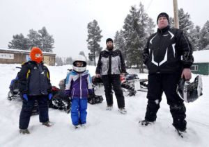 Snowmobilers who died in Seeley Lake took precarious route