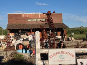 Hitting the Road: Roberts Recyling