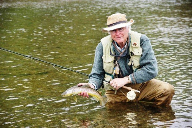 Wyoming outdoors fly fishing trip reconnects old friends for Chicago fly fishing