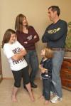 Speare family rivalry