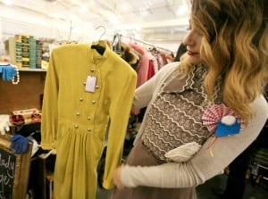 Junk collectors gather for vintage market party at MetraPark