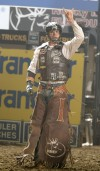 Brazilians dominating PBR event