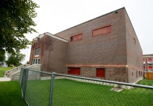 Laurel schools see record enrollment; old middle school gym remains closed