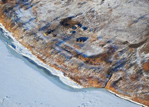 Oil spill in Yellowstone River