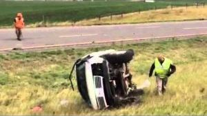 MHP responds to fatal rollover