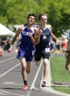 State C track: Terry's Lantis, Bainville's Hyatt set the tone