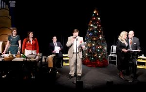 Sentimental 'Wonderful Life,' the radio version, plays at NOVA