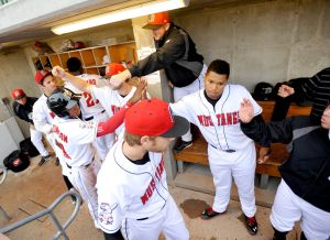 Mustangs rained out; postseason hopes could be determined on final road trip