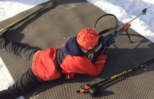 Biathlon club to celebrate new range on Sunday