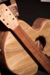 Wes Urbaniak's new guitar