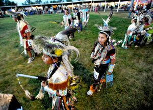Thursday at the 96th Annual Crow Fair