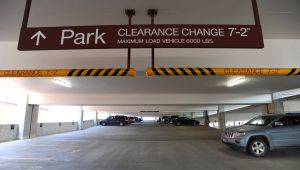 After many delays, Empire Parking Garage is open
