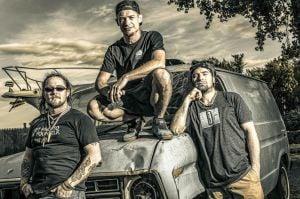 Reggae Rockers Jon Wayne and the Pain to play Oct. 3