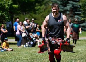 Highland games celebrate competition, camaraderie, Scottish heritage