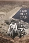 """Fort Peck Dam"" graphic"