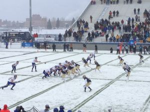 First look: South Dakota State 47, Bobcats 40