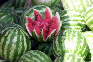 Gazette's Cooking Columnist Challenge tackles watermelon