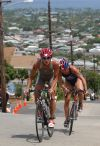Wyoming triathlete finds career in challenging sport