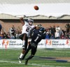Trumaine Johnson of Montana deflects a pass