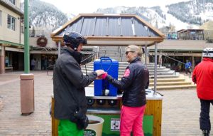 Even in peak ski season, Aspen has some freebies