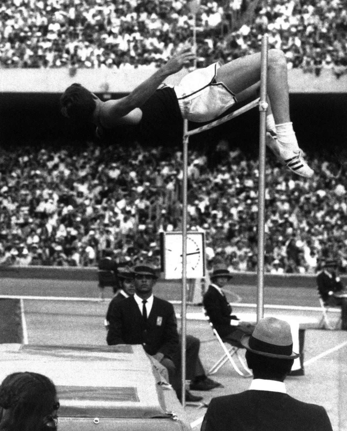 dick fosbury today