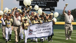 World Series caps 'phenomenal' year for Big Sky Little League teams