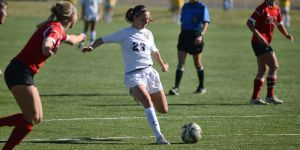 Lady Yellowjackets clinch spot in GNAC Championships