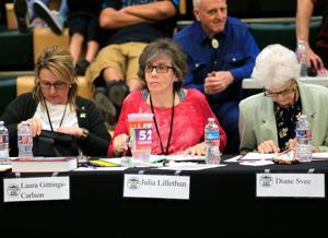 Spelling Bee judges
