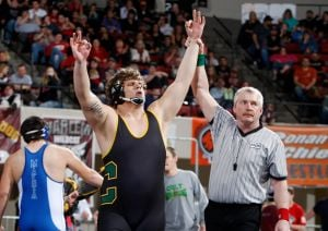 State wrestling tournament Saturday