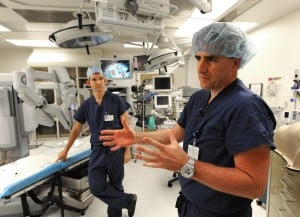 St. Vincent Healthcare expands robotic surgery procedures