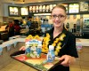 McDonalds employee Kelly Gunderjohn