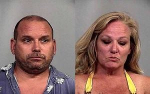Wyoming couple arrested on indecency charges, accused of having sex in movie theater