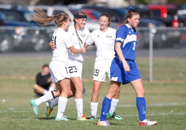 Rams roll to Class A semifinal with 5-0 win over Corvallis