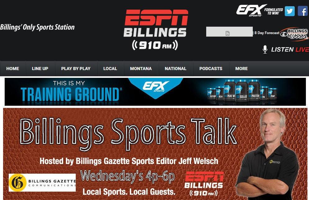 Billings Gazette, ESPN...