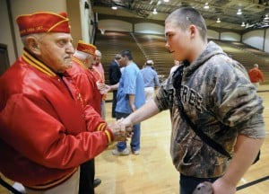 Senior High kicks off $10K Honor Flight fundraiser