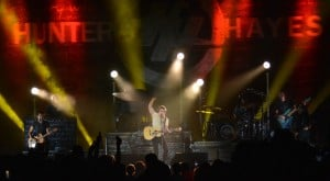 Hunter Hayes at MontanaFair