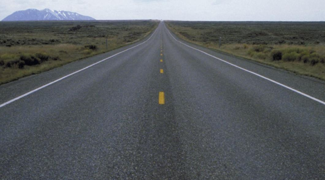 Highway crews wary of cracks in western Wyoming highway