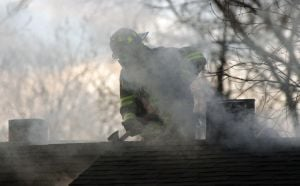 Firefighters respond to attic fire in Billings house