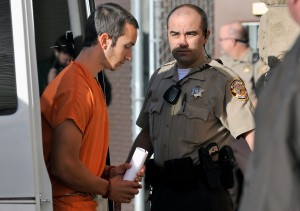 Defendants plead not guilty in Clark slayings