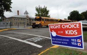 Grassroots supporters help pass school bonds in Roundup