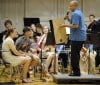 David Sears from the GRAMMY Foundation shows Senior High music s